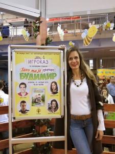2015 book fair anouncment for my novel promotion