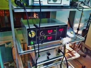 Picture 4. Laparoscopic equipment